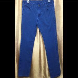 UNIQLO Blue Slim Jeans